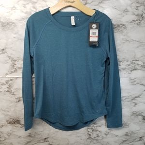 Under Armour Womens Athletic Longsleeve XS Open